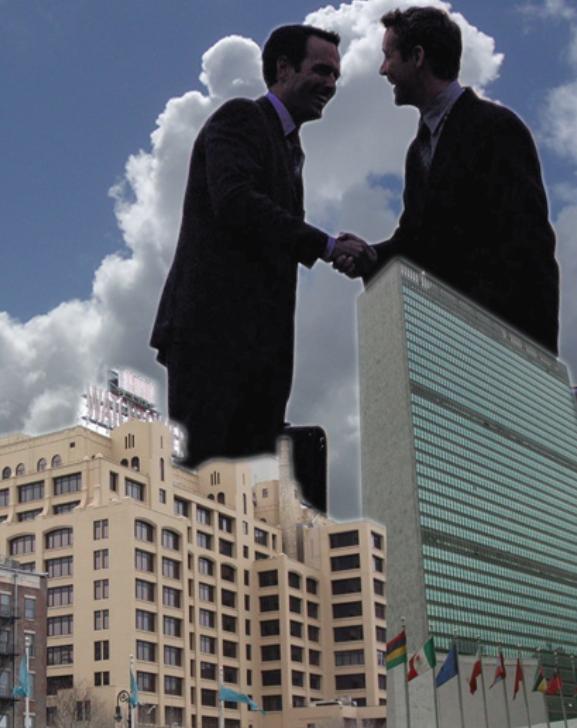 Partnerschap tussen de Verenigde Naties en het Wachttorengenootschap